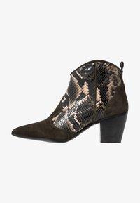 Lamica - USELE - Ankle boots - kaky/bosco - 1