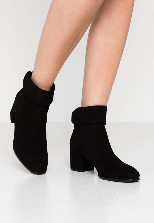 QUAL - Ankle boot - nero