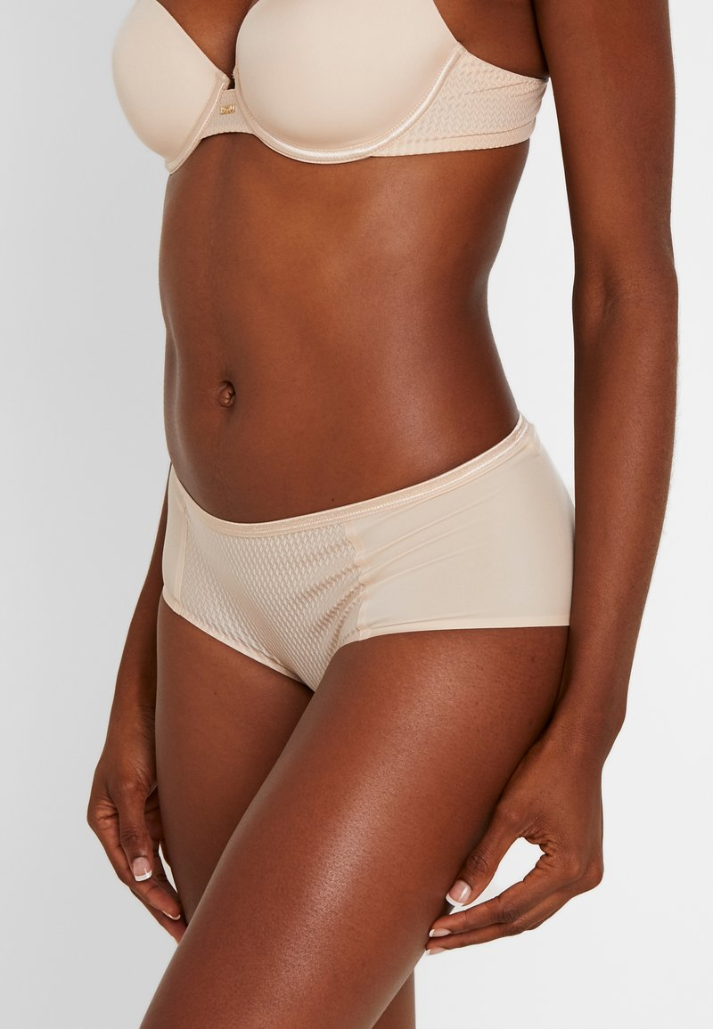 LOU Lingerie - INSOUPCONNABLE BOYSHORT - Underbukse - nude