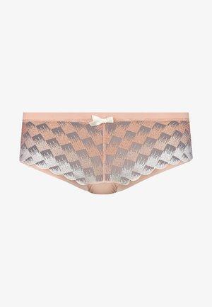 JEUX DE DAMES BOYSHORT - Onderbroeken - nude