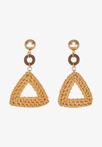 Leslii - Earrings - gold-coloured - 3