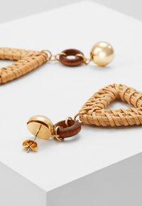 Leslii - Earrings - gold-coloured - 2