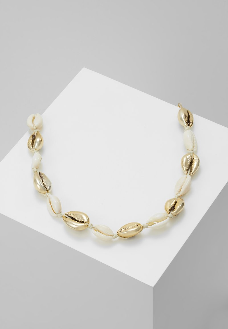 Leslii - Collier - gold-coloured