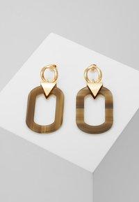 Leslii - Ohrringe - gold-coloured - 0