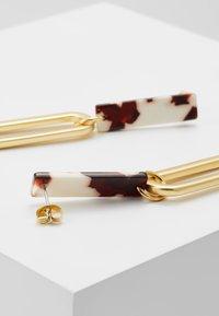 Leslii - Øreringe - gold-coloured - 2