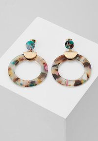 Leslii - Boucles d'oreilles - gold-coloured - 0