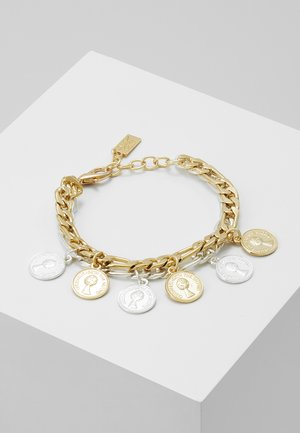 Pulsera - silver-coloured/gold-coloured