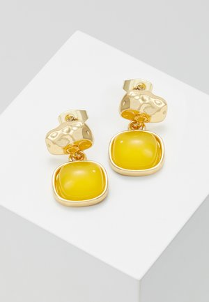 Boucles d'oreilles - gold-coloured/yellow