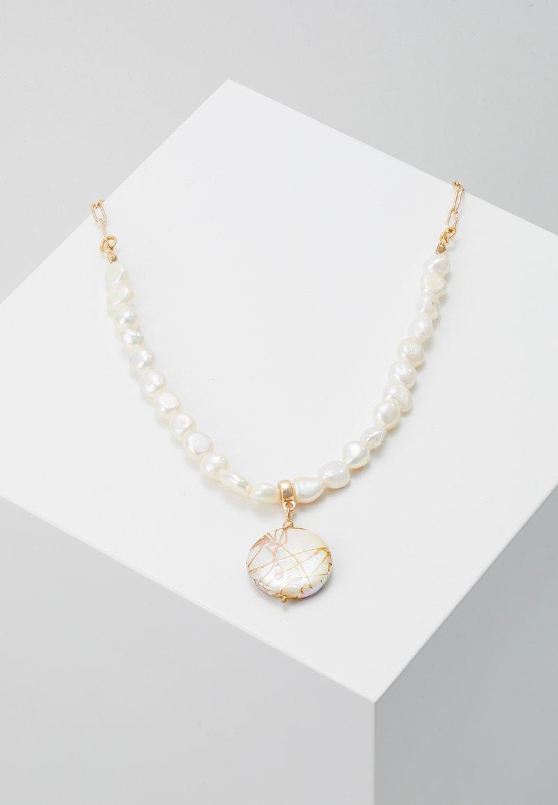 Leslii - Necklace - gold