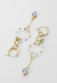 Leslii - Boucles d'oreilles - gold-coloured