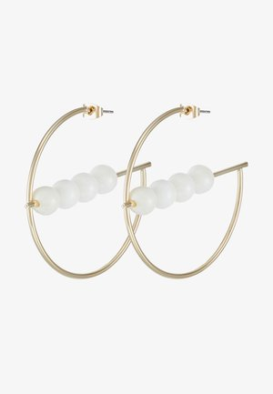 Boucles d'oreilles - gold-coloured