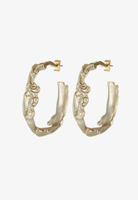 Leslii - Earrings - gold - 1