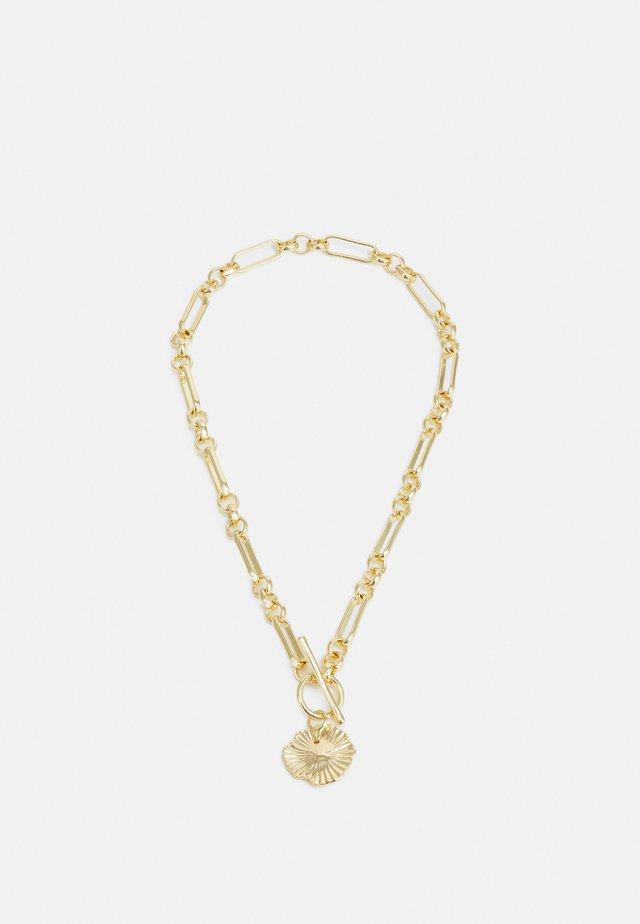 Ketting - gold-coloured/light rose