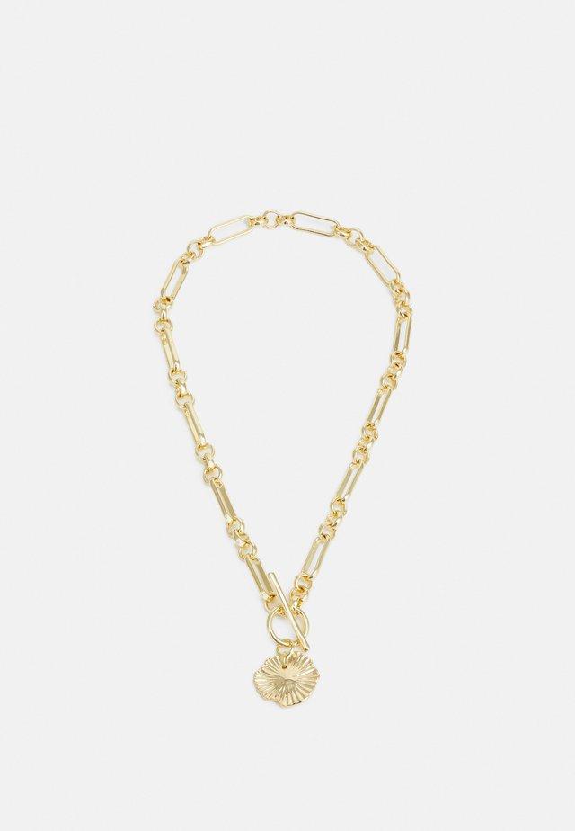 Náhrdelník - gold-coloured/light rose