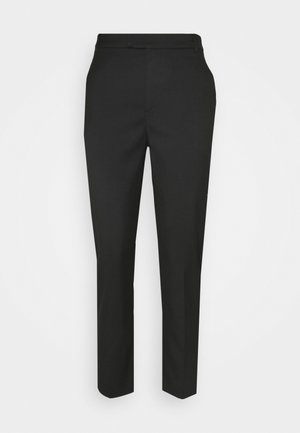 POLLY  - Trousers - black
