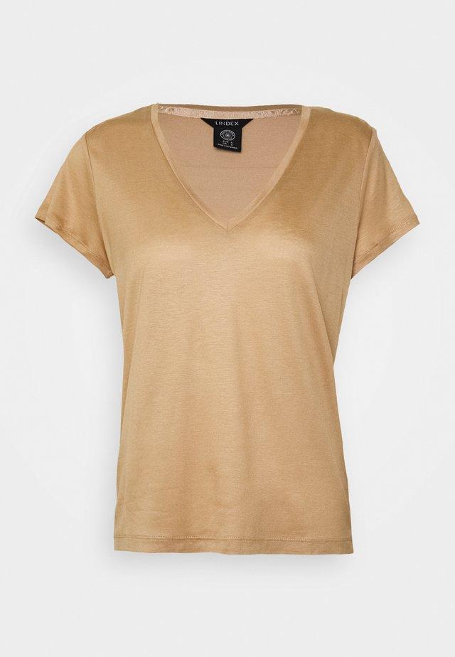 VANJA - T-shirts basic - beige