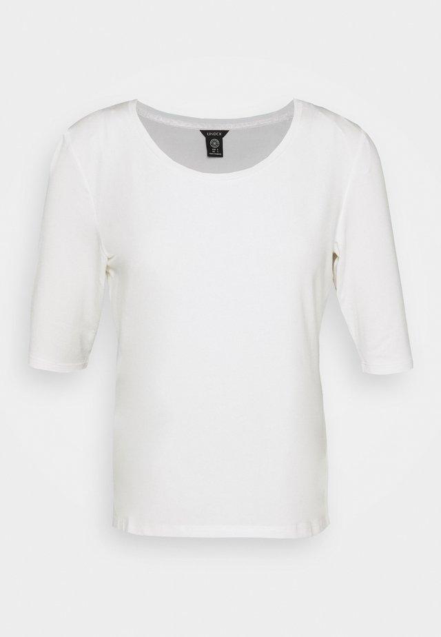 VIRA - T-paita - off white