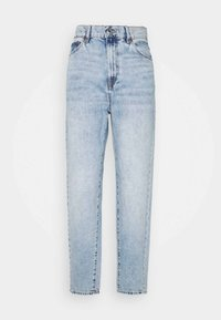 TROUSERS PAM - Džíny Straight Fit - light denim