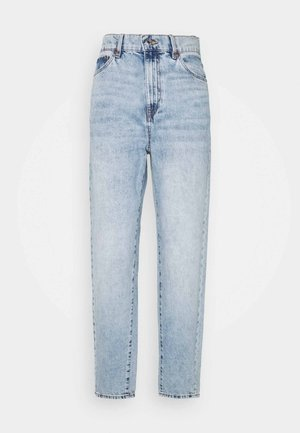 TROUSERS PAM - Jeans straight leg - light denim