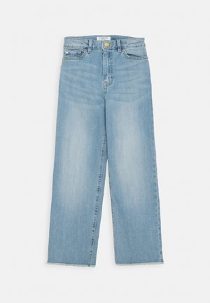 TROUSERS LOTTE LIGHT - Džíny Straight Fit - light denim