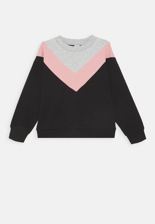 TEEN HOODIE MELANIE - Sweatshirt - black