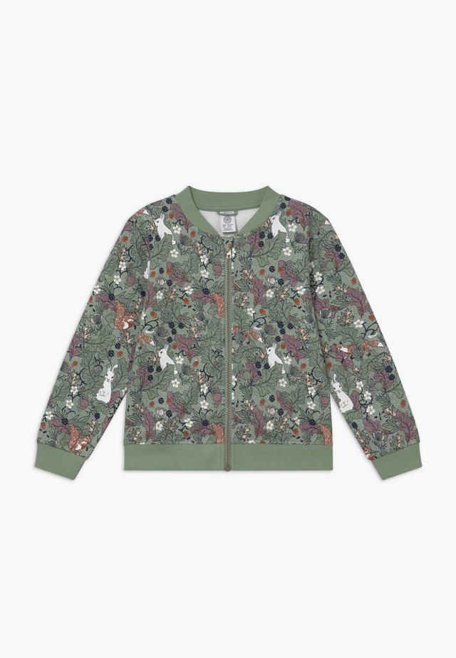 MINI SWEET - Sweatjacke - light dusty green
