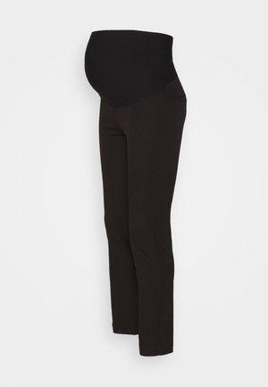 JONNA - Trousers - black