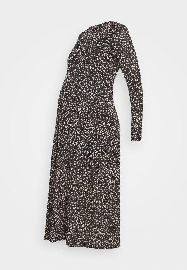 DRESS MOM ALICE - Jerseyjurk - black
