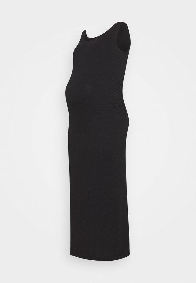DRESS MOM JOANNE - Jerseykjoler - black