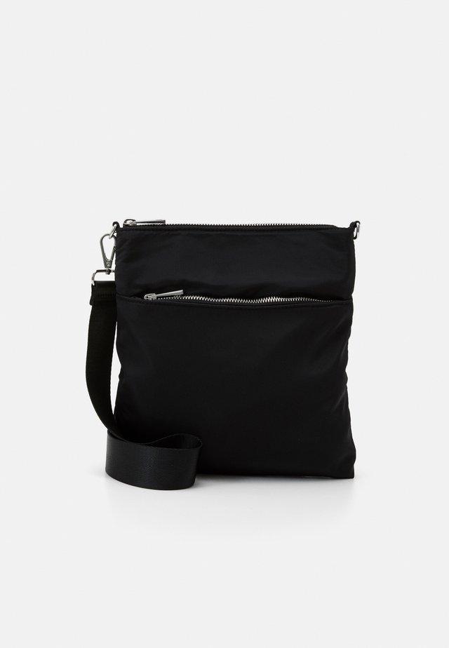 BAG HILLEVI - Across body bag - black