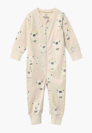 SHEEP AT BACK - Pyjama - light beige