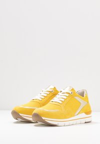 LOVE OUR PLANET by MARCO TOZZI - Trainers - yellow - 4