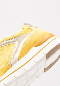 LOVE OUR PLANET by MARCO TOZZI - Trainers - yellow - 2