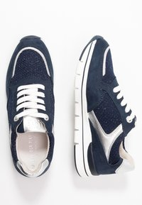 LOVE OUR PLANET by MARCO TOZZI - Trainers - navy - 3