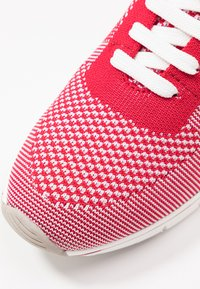 LOVE OUR PLANET by MARCO TOZZI - Trainers - red - 2