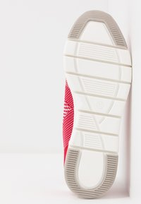 LOVE OUR PLANET by MARCO TOZZI - Trainers - red - 6