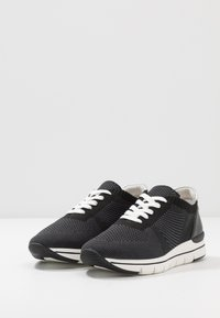 LOVE OUR PLANET by MARCO TOZZI - Trainers - black - 4