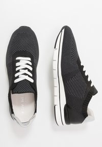 LOVE OUR PLANET by MARCO TOZZI - Trainers - black - 3