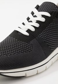 LOVE OUR PLANET by MARCO TOZZI - Trainers - black - 2