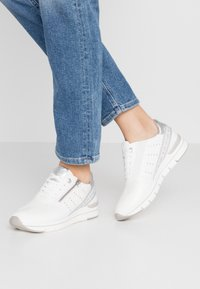 LOVE OUR PLANET by MARCO TOZZI - Trainers - white - 0