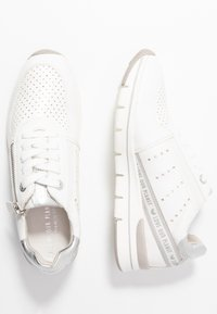 LOVE OUR PLANET by MARCO TOZZI - Trainers - white - 3