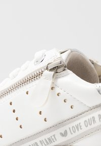 LOVE OUR PLANET by MARCO TOZZI - Trainers - white - 2