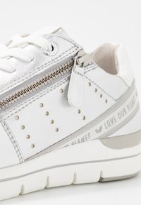 LOVE OUR PLANET by MARCO TOZZI - Trainers - silver - 2