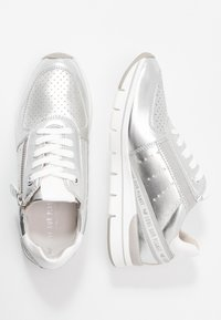 LOVE OUR PLANET by MARCO TOZZI - Trainers - silver - 3