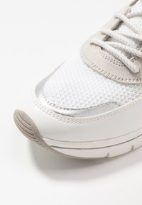 LOVE OUR PLANET by MARCO TOZZI - Trainers - white/light grey - 2