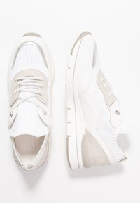 LOVE OUR PLANET by MARCO TOZZI - Trainers - white/light grey - 3