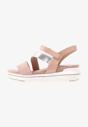Sandales - rose
