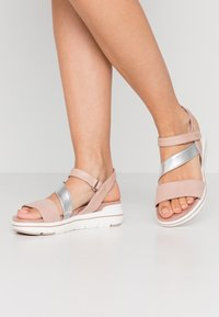 Marco Tozzi - Sandals - rose - 0