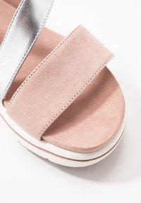 Marco Tozzi - Sandals - rose - 2