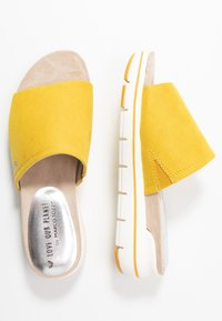 LOVE OUR PLANET by MARCO TOZZI - Slip-ins - yellow - 3